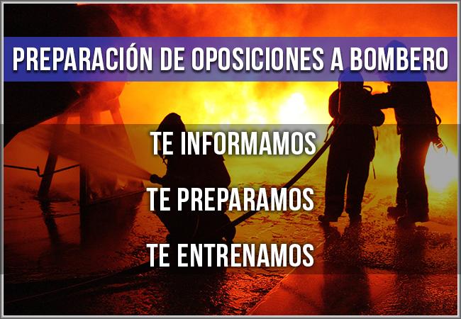 Academia de opositores a bombero de referencia tanto en Valladolid como en Castilla y León